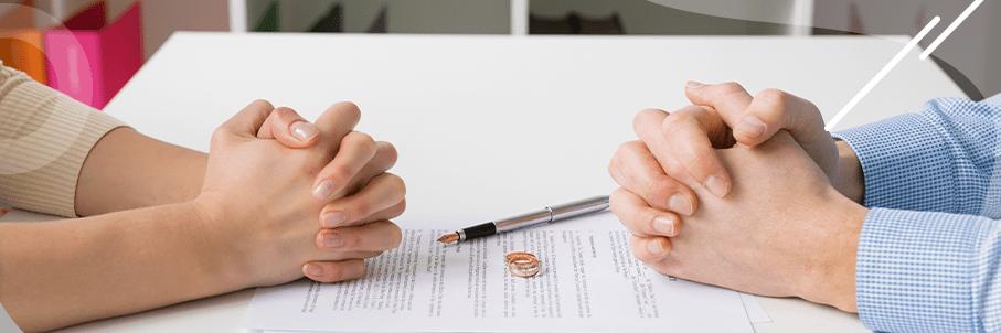 Como é feito o divórcio em cartório